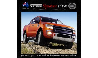 2011 - Now Ford Ranger PX MK.I & II Signature Edition Seat Covers