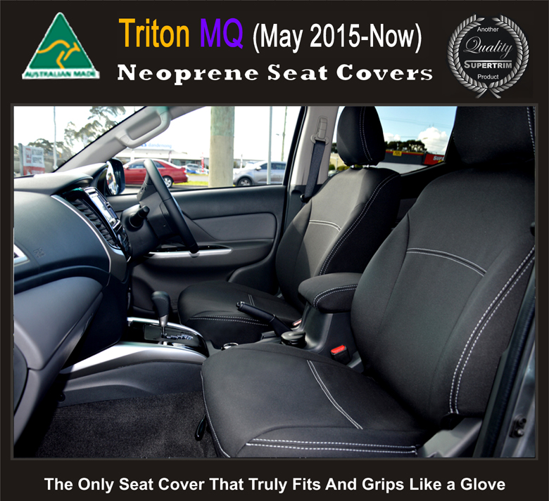 Seat Covers Front Pair Suitable For Toyota Corolla Series E150