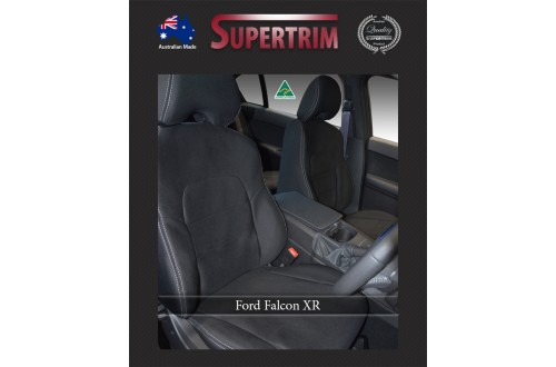 Ford Falcon Front Full-back Waterproof Seat Covers