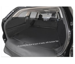 Subaru Forester 2019 Custom Boot Liner / Cargo Protection Liner
