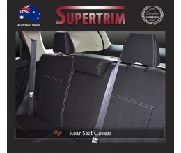 HONDA CR V REAR NEOPRENE WATERPROOF UV TREATED WETSUIT CAR SEAT COVER