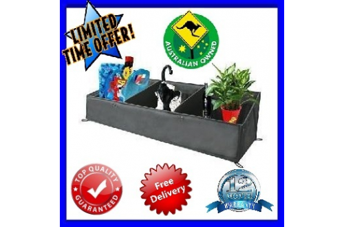 New Universal Boot Tidy Car Cargo Storage Organiser Box