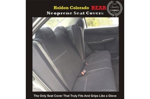 HOLDEN EPICA REAR NEOPRENE WATERPROOF UV TREATED WETSUIT CAR SEAT COVER