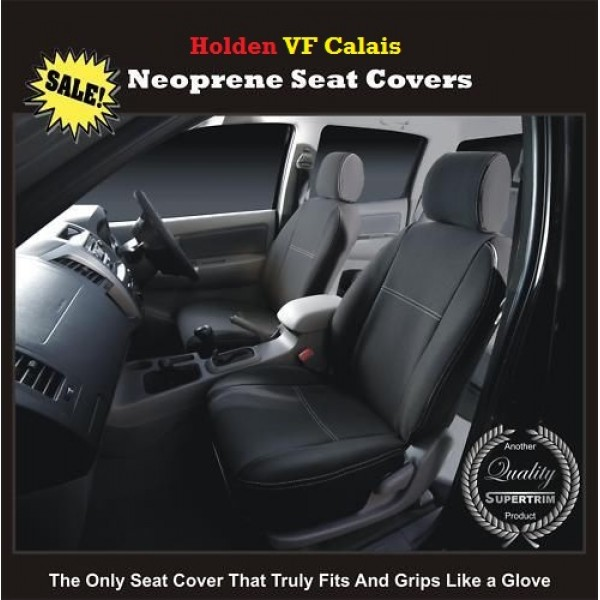Holden VF Calais FRONT WATERPROOF CAR SEAT COVERS
