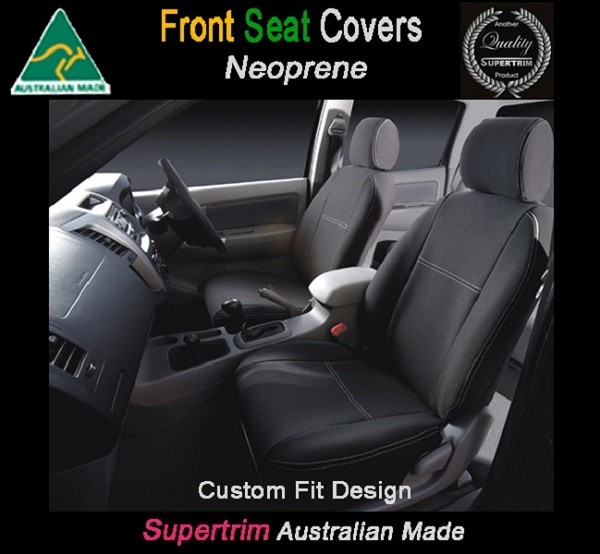 Seat Covers FRONT Suitable For Toyota Corolla Waterproof