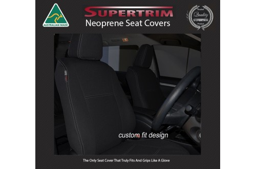 Subaru Impreza &XV Front Waterproof Seat Covers