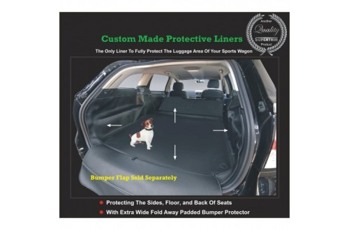 TOYOTA PRADO 150 SERIES Cargo/Boot/Luggage Rear Compartment Protect Liner