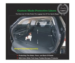 NISSAN PATROL Cargo/Boot/Luggage Rear Compartment Protect Liner