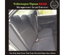 VOLKSWAGEN TIGUAN REAR WATERPROOF NEOPRENE SEAT COVERS